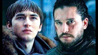 El Triste Final de Juego de Tronos? El Destino de Bran y Jon Snow -Teoria