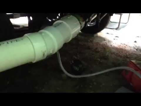 How To Plumb in a Seasonal RV or Camper With PVC Pipe