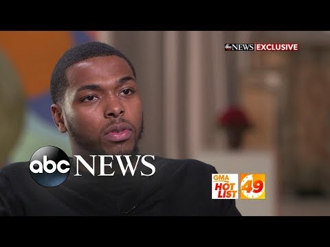 'GMA' Hot List: NBA's Sterling Brown speaks out after dramatic police incident