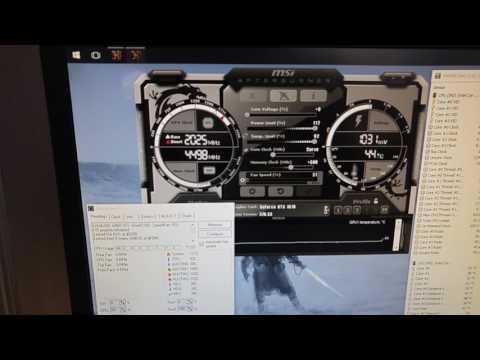 Custom PC fan control setup demonstration using Speedfan