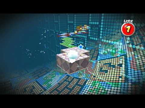 Super Mario Galaxy 2 - Grandmaster Star 243 Challenge (Custom Star in The Perfect Run!)