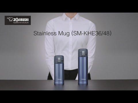 Zojirushi Stainless Mug SM-KHE36/48