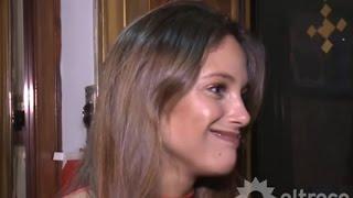 Nota con Barbie Vélez: se rió del llanto de Laurita Fernández