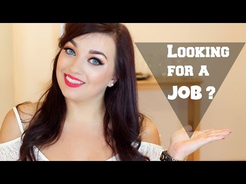 Job Hunting/Interview Tips & Dealing With Rejection