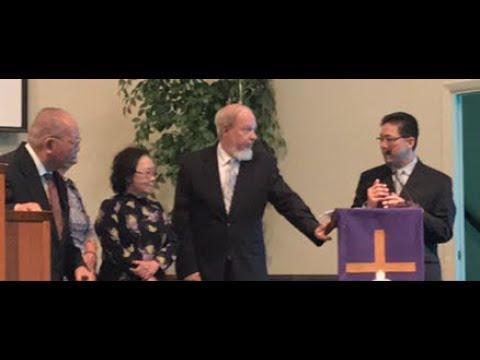 Tri ân mục sư Nguyễn Hoài Đức có 55 năm hầu việc Chúa  Thiếu nhi HT Orlando, Sunday Oct29-2017