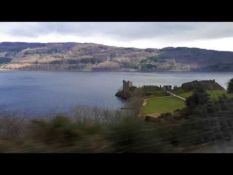 Shiel Buses, Inverness to Fort William