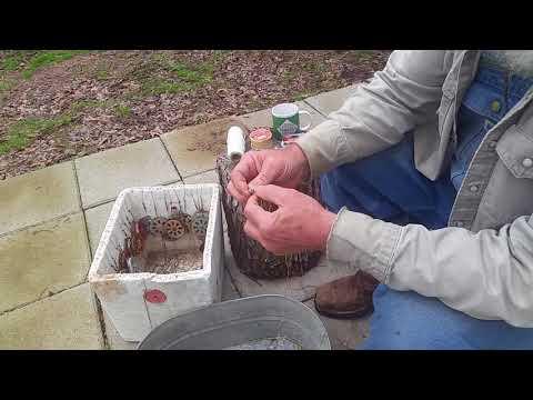 HOW TO RIG YO-YO FISHING REEL