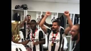 Juventus: Benatia porta la Coppa Italia nello spogliatoio!