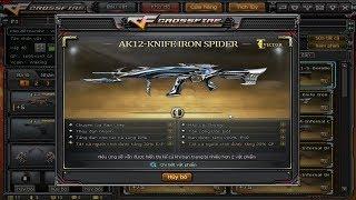 CrossFire VN - Obtaining AK12-Iron Spider