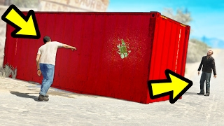CAN YOU SAVE JOHNNY IN GTA 5? (you wont believe this)
