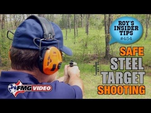 Steel Target Shooting