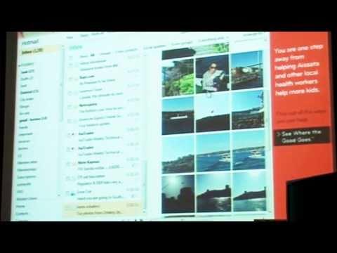 Launch, demo of Microsoft Windows Live Essentials 2011