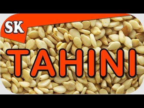 HOW TO MAKE TAHINI - Fresh Easy Tahini Recipe