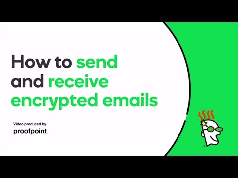 How to Send & Receive Encrypted Email | GoDaddy Help