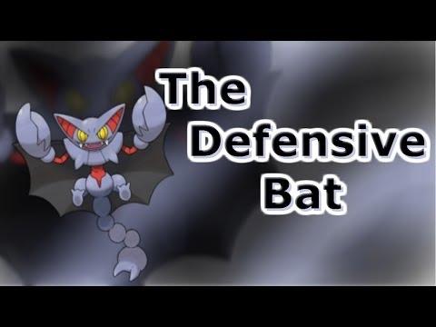 Pokemon X and Y Generation Six - Pokemon Showdown OU # 26 - The Bat
