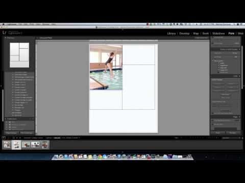 How to create a collage in Lightroom 5