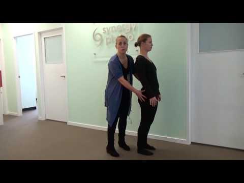 Standing Posture Tips