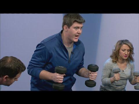 Rob Guiry's no mo bingo wings workout