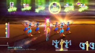 Just Dance 2015  - Katy Perry Dark Horse - 5 Star