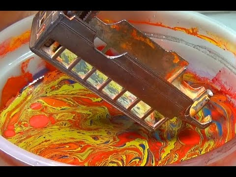 Quick Tip: How to Swirl Paint a Die Cast Car