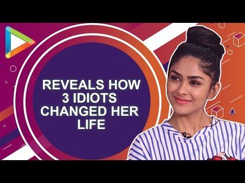 """Xxx Mp4 Mrunal Thakur """"3 Idiots CHANGED My Life"""" Love Sonia 3gp Sex"""