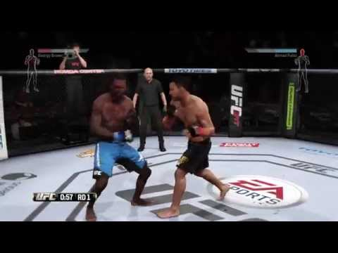 EA SPORTS™ UFC® PS4 My Career Mode Right Hand Power