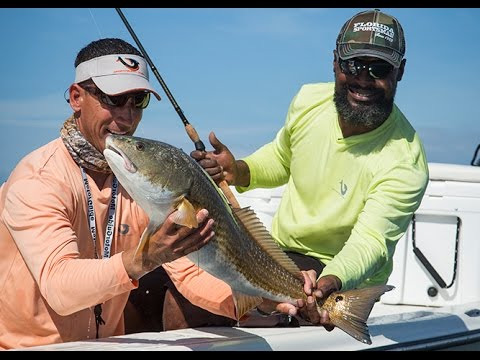 Reel Time Florida Sportsman - Tampa Bay Redfish, Snook and Trout - Season 3, Episode 6 - RTFS