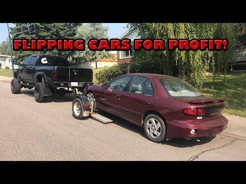 BUYING AND SELLING CARS FOR PROFIT! PART 1