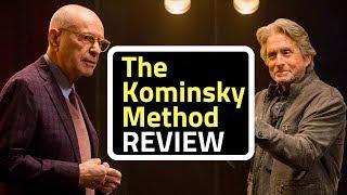 Download The Kominsky Method Netflix Original Series Review Video