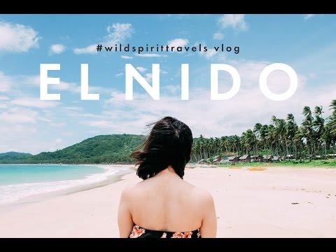 Wild Spirit Travels: El Nido Palawan Vlog
