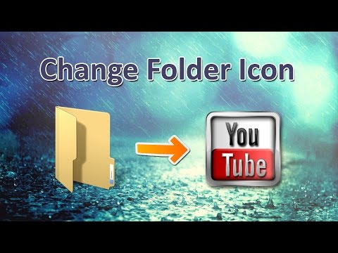 How to Change Folder Icon free.?
