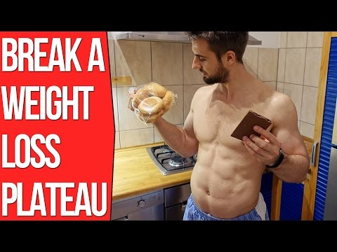 How To Break A Weight Loss Plateau (Step By Step Guide)