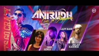 06 Boomi Enna Anirudh Live In Singapore 2017