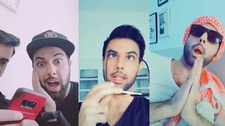 Noor hassan latest comedy tik tok videos