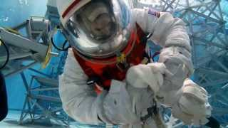 Spacesuit Testing for a Future Asteroid Mission | NASA Space Science HD