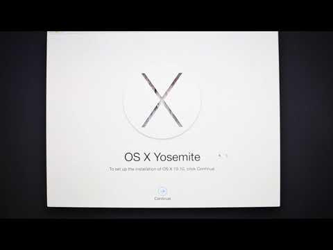 Mac Basics - Reset drive & Erase data before selling