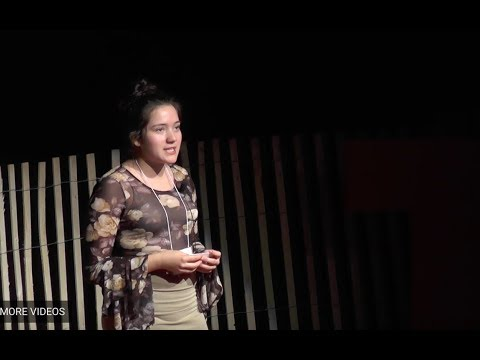 How to Find Hope in Hopelessness | Alyssa Paré | TEDxManchesterHighSchool