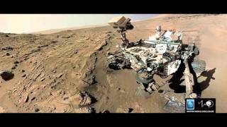 ნასა პლანეტა მარსზე წყლის არსებობას ადასტურებს...