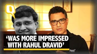Knew My Time Was up When I Saw Ganguly, Dravid: Sanjay Manjrekar | The Quint