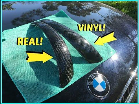 Amazing carbon fiber vinyl wrap!