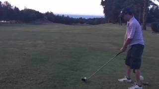 淡水golf Day - 高賽開球.wmv