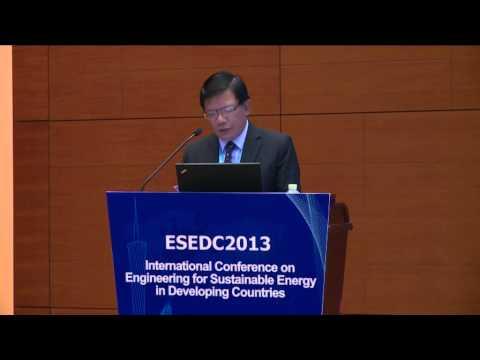 WFEO Committee on Energy - ESEDC 2013 2