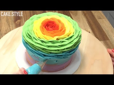 AMAZING RAINBOW CAKES & DESSERTS - Satisfying