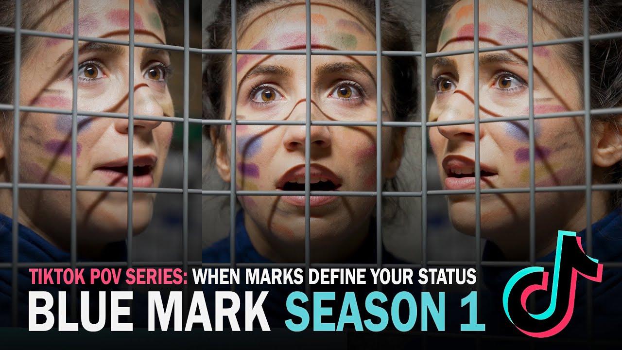 Tiktok POV Series: BLUE MARK Season 1 I COMPILATION | Eliana Ghen