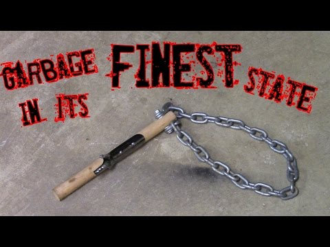How To Make: A Chain Flail!