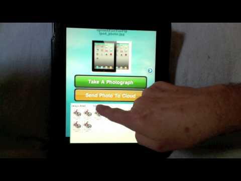 iPad Photo(simulation), Upload(real), Web Display(real) - high res