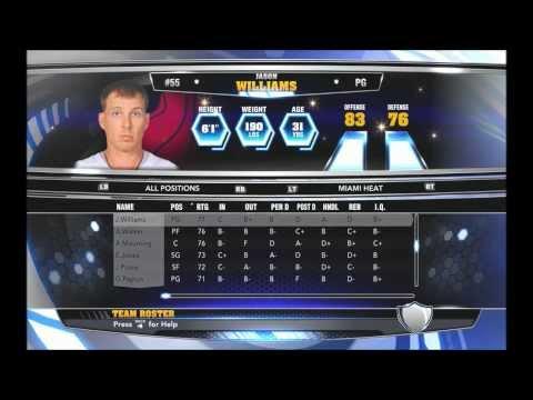 NBA 2K14 Ultimate Base Roster UBR 2007 Season Roster V1 Ratings Walkthrough + Download + HD Video