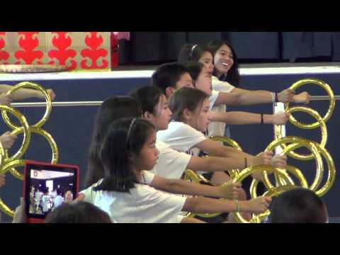Chinese Wisdom Cultural Camp Showcase on  2014-06-20