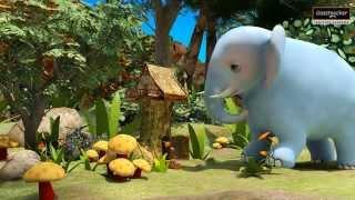 """True Friends"" Aesop Fable | 3D English Nursery Moral Story for Children | Classteacher Learning"