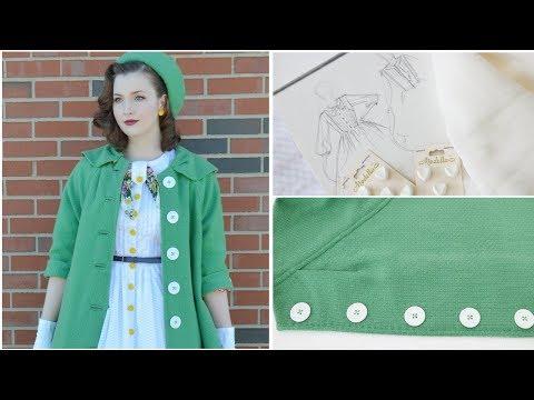 1950's Things! - Weekend Sewing Vlog